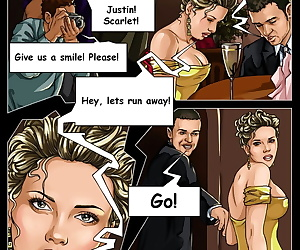 english comics Sinful Comics - Scarlett Johansson, scarlett johansson , english , full color