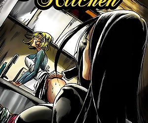 comics Hells Kitchens- Mind Control, blowjob  forced