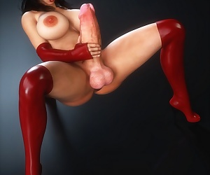 comics Intrigue3D- Deviline, blowjob  shemale