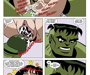comics Dirtycomics- The Mighty xXx-Avengers.., blowjob , anal  big-cock