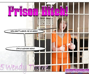 comics AmazingTransformation- Prison Bitch, blowjob , transformation