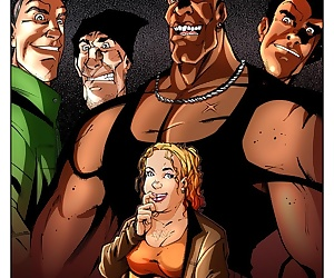 comics Eadult- Tales from the Dark Alley, anal  group