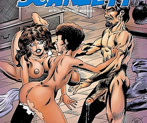 comics Red Scarlet 3- Betrayed Love, blowjob  group