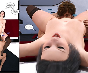 comics TheForgottenColdKing- The Trophy Wife, blowjob  transformation