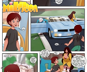 comics Milftoon – Arranged Marriage Ch.3, mom  incest