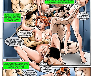 comics The Wolf In Sheeps Clothing gangbang