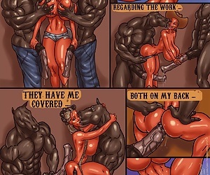 comics Welcome To The Pleasent Knock Ranch, threesome  gangbang