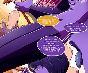 comics Pokemon Sexxxarite - Mistys Submission, futanari , gangbang