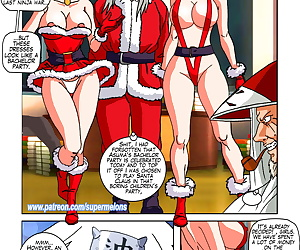english comics Bad Gifts, ino yamanaka , tenten , group