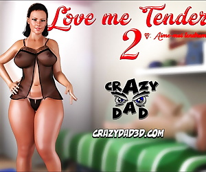comics Love me Tender 2, blowjob , kissing  mother