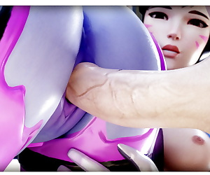 comics Artist3d - firebox studio - part 2, widowmaker , lara croft , paizuri , blowjob  threesome