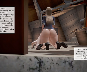 english comics Modern Adventurer Lena - part 2, anal  group